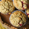 Apple Cranberry Muffins