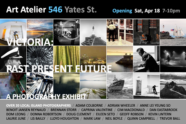 2015 Art Atelier 546 - Victoria: Past Present Future