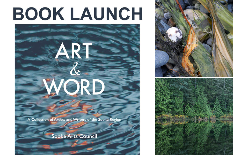 Sooke Art & Word Book Launch